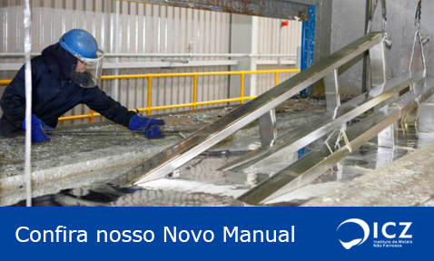 NEW Manual for Hot Dip Galvanizing Specification - 2017